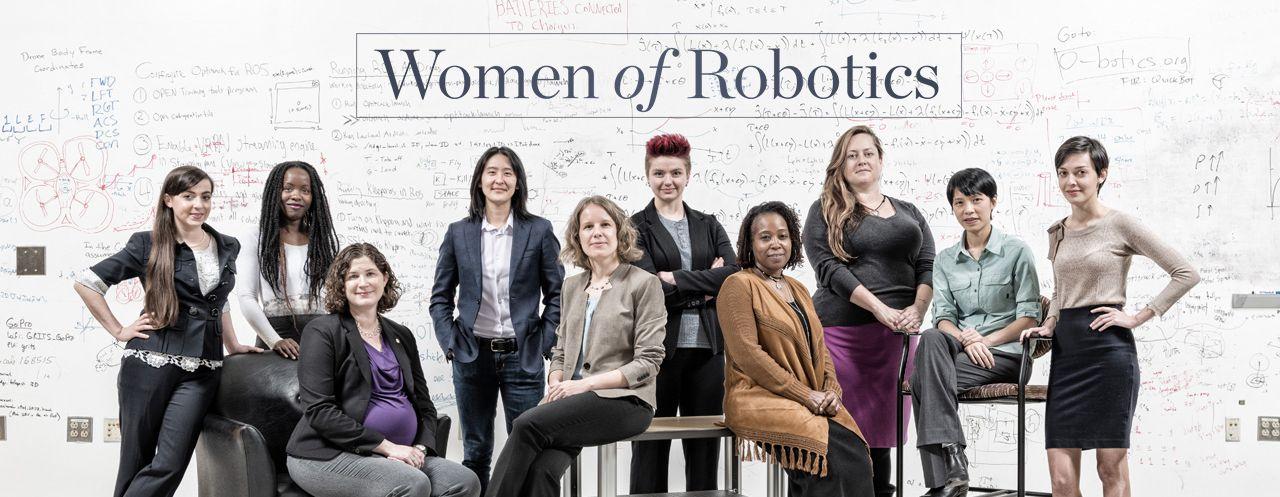 Women of Robotics 2017